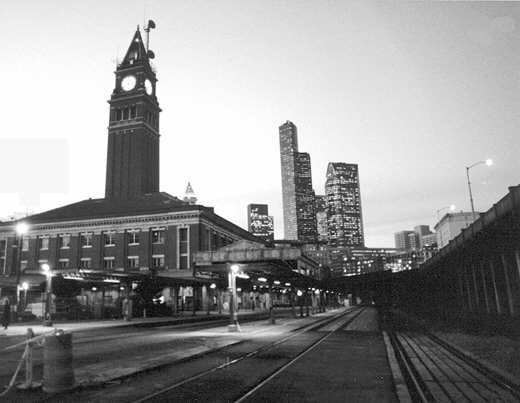 King Street Station Renovation