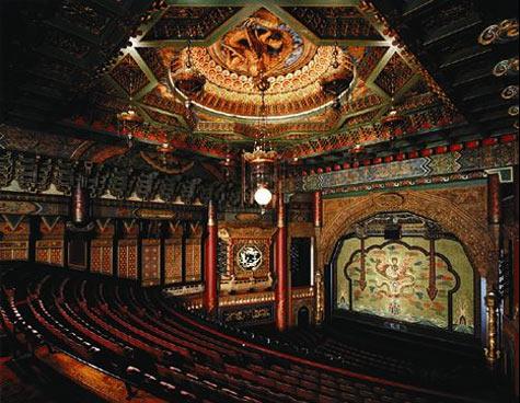 5th Avenue Theatre Renovation