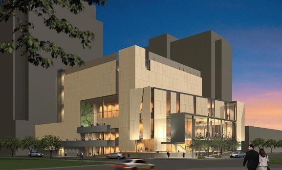 Performing Arts Center Eastside
